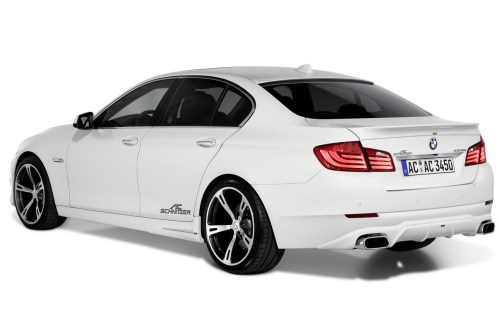 small resolution of to improve handling ac schnitzer has come up with some minor enhancements to make the 5er more sporty on the road including stiffer springs that lower the
