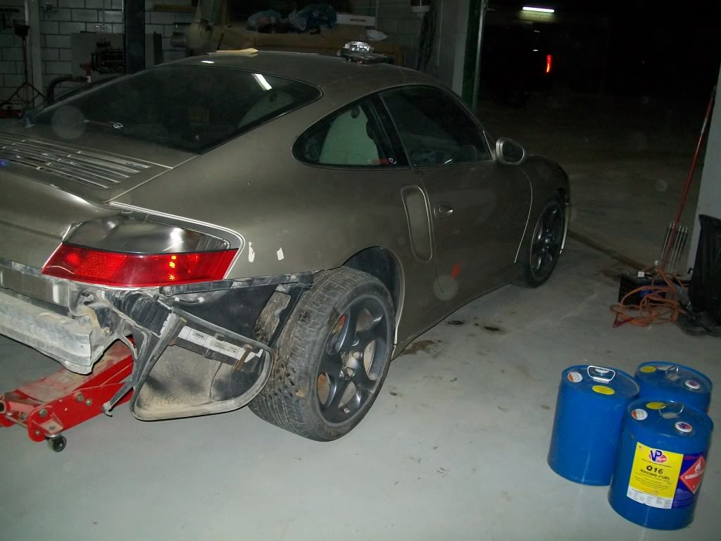 Yes Please Porsche 911 With Gm Ls1 V8 Power Videos