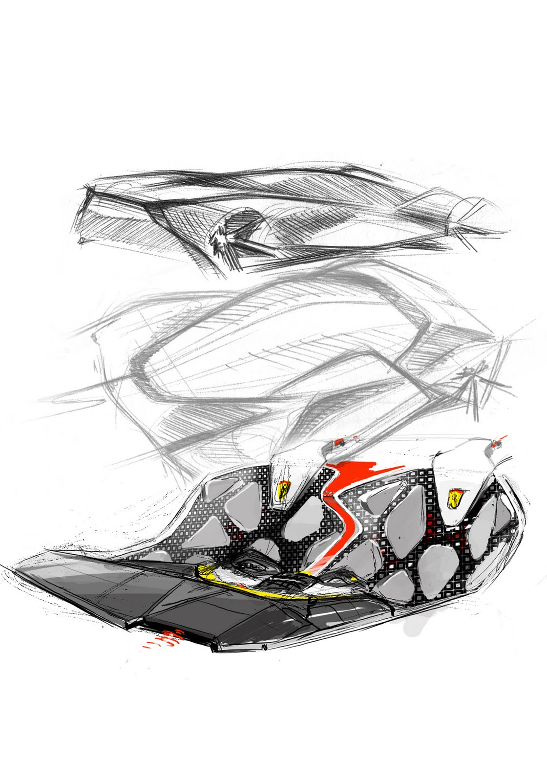 Ferrari World Design Contest And The Winner Is