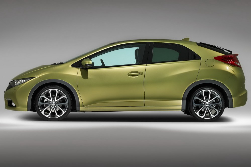 medium resolution of new 2012 honda civic hatchback priced from 16 495 in the uk