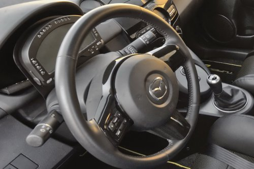 small resolution of without doubt the mazda2 turbo is the one to watch out for as the concept model has been fitted with the mazdaspeed3 s mzr 2 3 liter direct injection spark