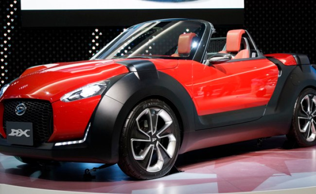 Daihatsu S Funky Little D X Roadster Can Be Anything You Want Carscoops