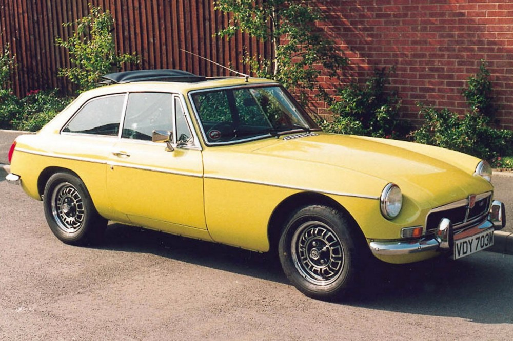 medium resolution of last mgb roadster ever made returns back home through the window 1973 mg mgb wiring diagram