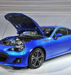 subaru brz joins its toyota sibling at the tokyo motor show live photos new videos carscoops [ 1600 x 1067 Pixel ]