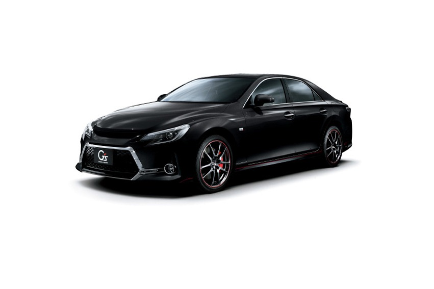 all new camry 2.5 g grand avanza type toyota unveils facelifted 2013 mark x sports sedan for the ...