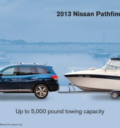 new 2013 nissan pathfinder priced from 28 270 to 40 770 carscoops 4 wire [ 1200 x 800 Pixel ]
