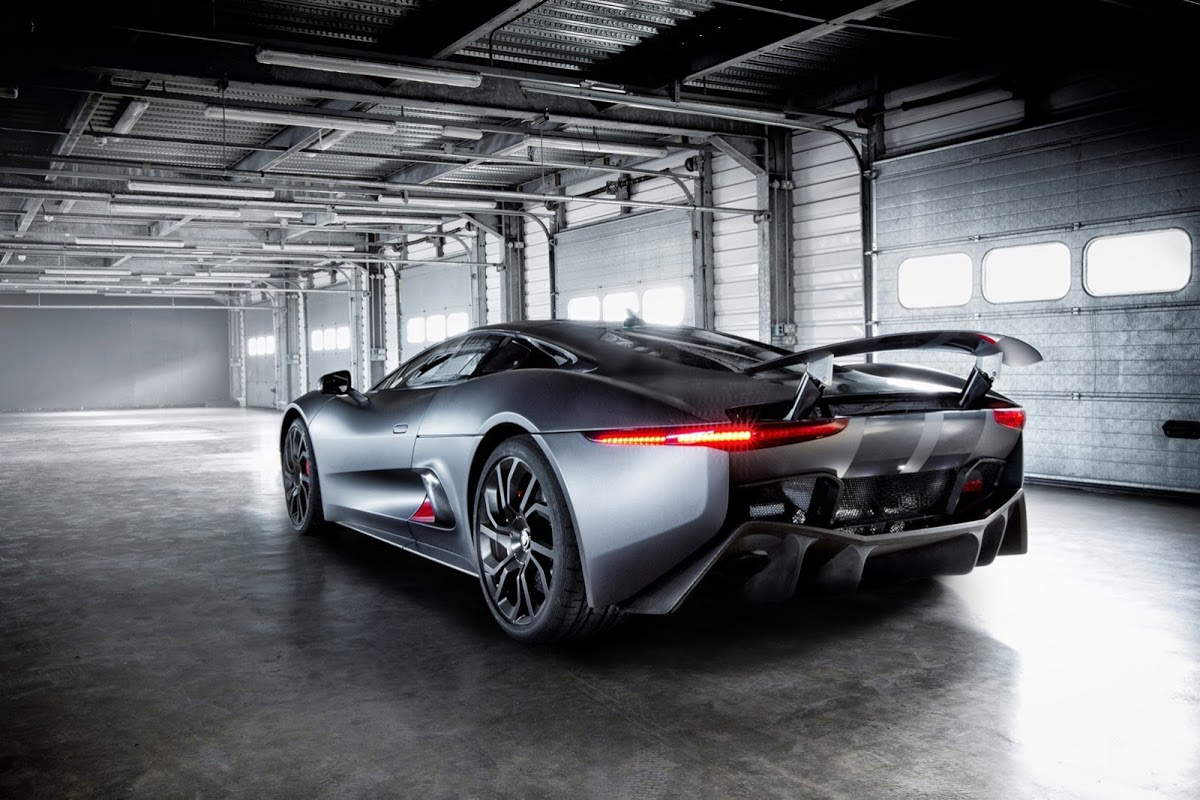 hight resolution of  jaguar c x75 7