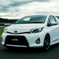 Toyota Yaris Trd Turbo Ia 39s New Limited Edition Vitz Grmn