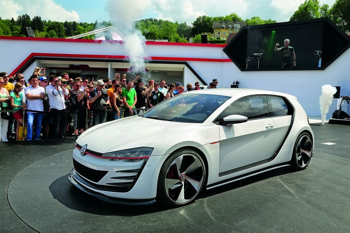hight resolution of  vw design vision gti 1 2