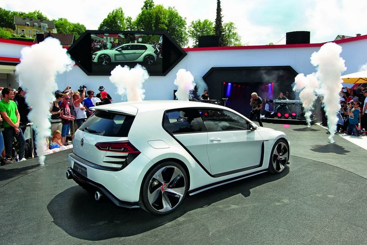hight resolution of  vw design vision gti 3 2