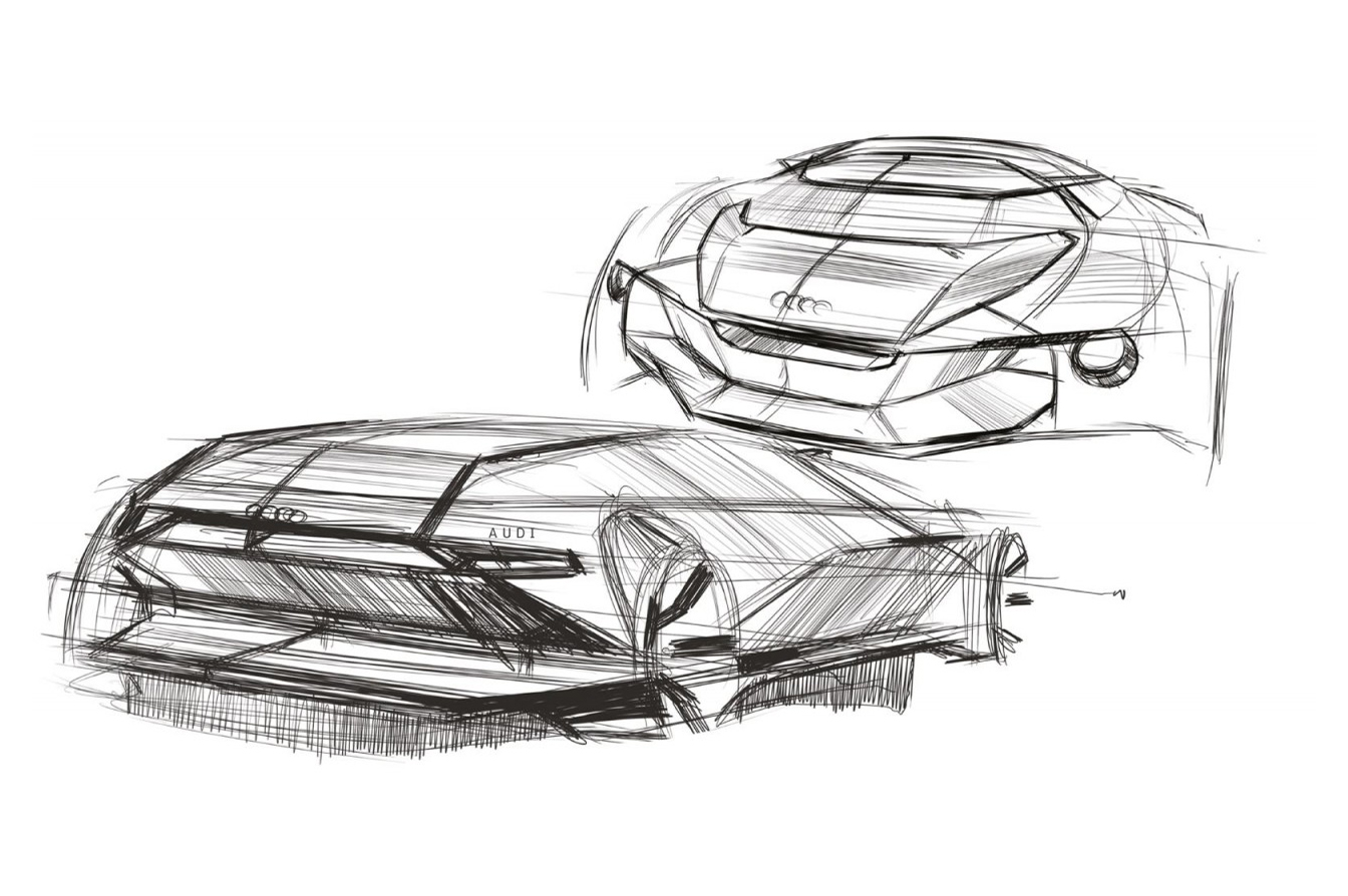 Audi Jetstream Quattro Design Study Could Answer the Brand