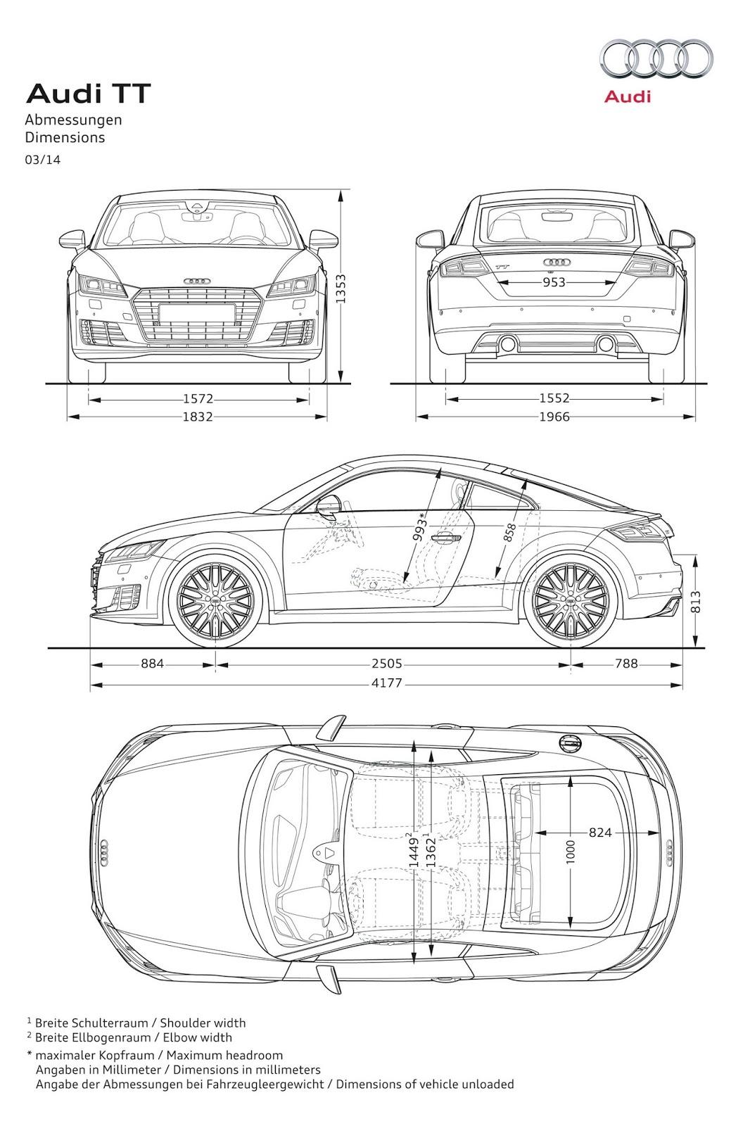 Audi S New Tt And Tts Make Geneva Debut 85 Photos