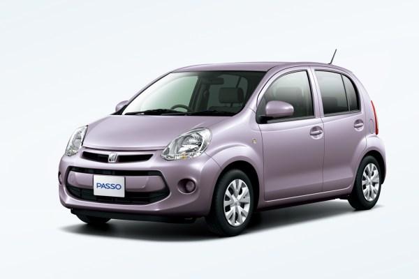 Toyota Updated Passo Citycar -gen 68hp 1.0-liter