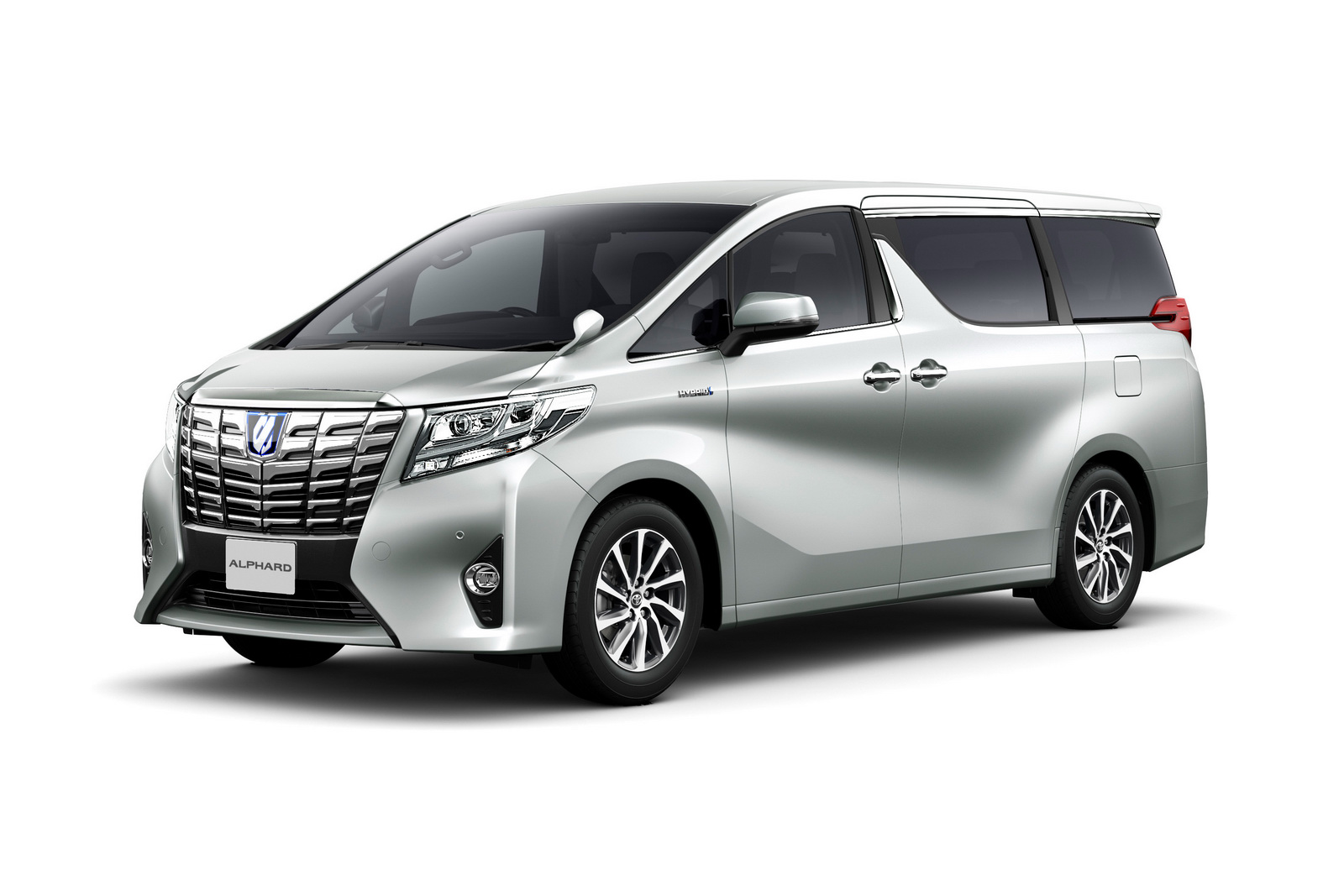 all new alphard 2018 redesign harga grand veloz 2016 toyota unveils and vellfire minivans in japan carscoops