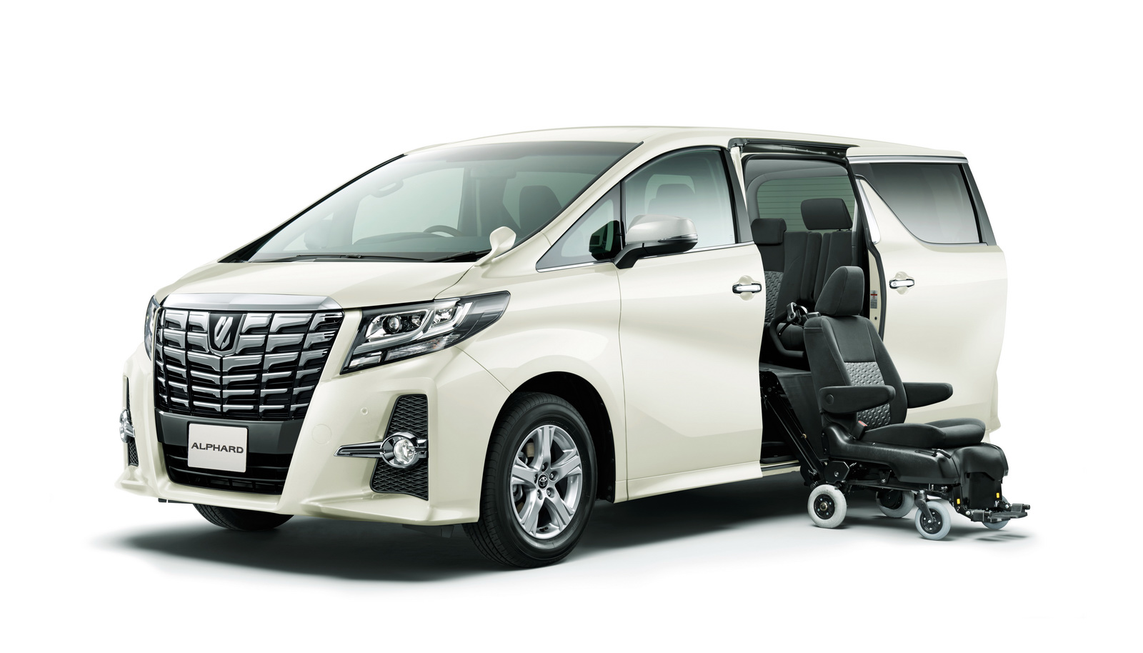 all new vellfire 2015 interior suspensi grand avanza keras toyota unveils alphard and minivans in japan carscoops