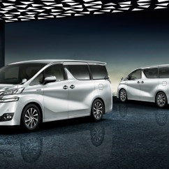 Toyota All New Alphard 2015 Grand Avanza 2018 Unveils And Vellfire Minivans In Japan