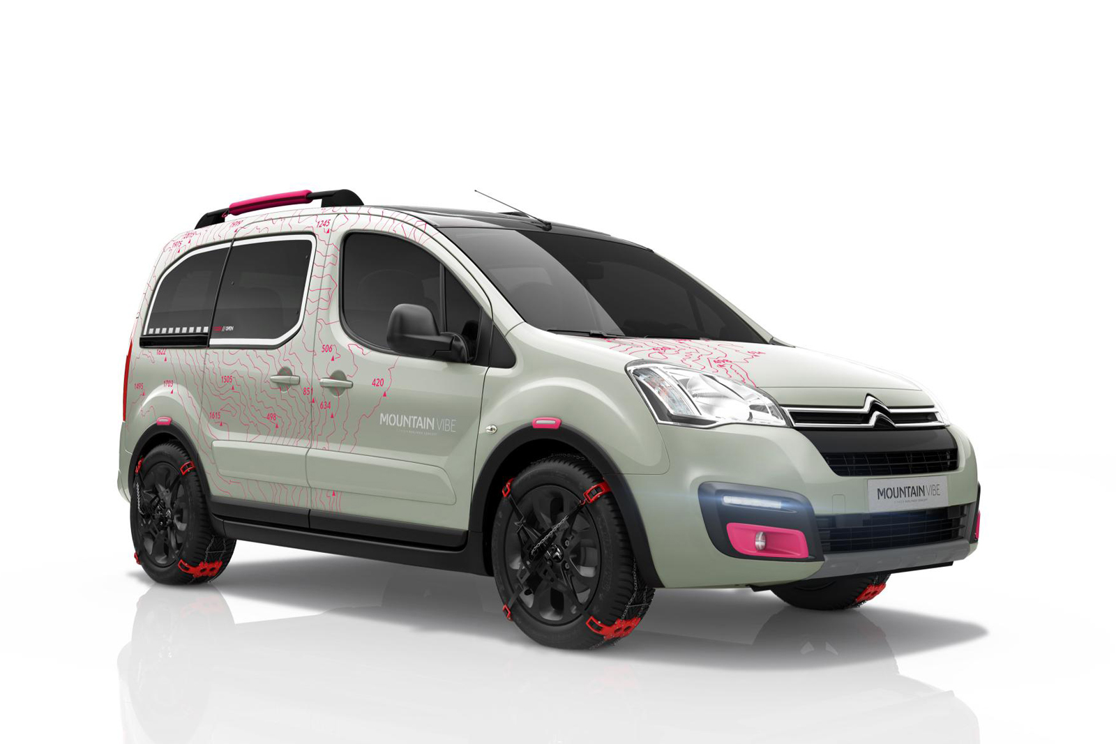 hight resolution of photos facelifted citro n berlingo multispace