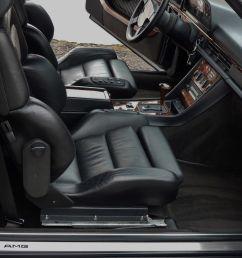 1990 mercedes benz 560sec amg 6 0 widebody is badass but is it 100k badass carscoops [ 1600 x 1100 Pixel ]