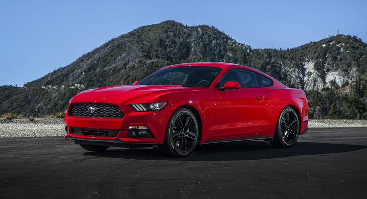Facelifted Ford Mustang To Come In 2018 Says Report