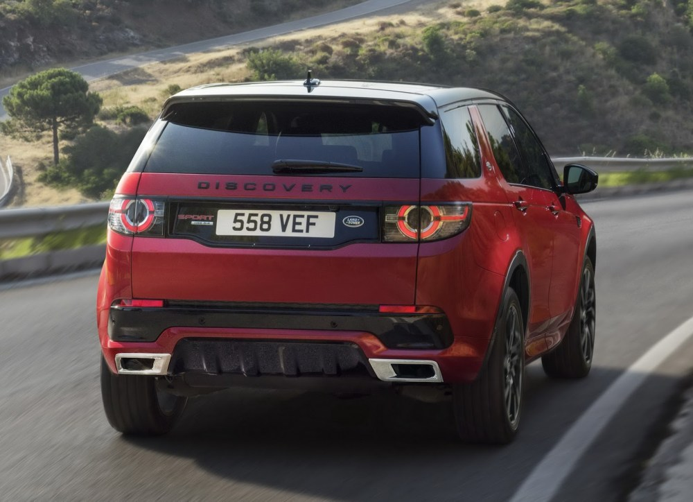 medium resolution of land rover discovery sport gets new hse dynamic lux for frankfurt photo gallery land rover discovery sport 2016 fuse box