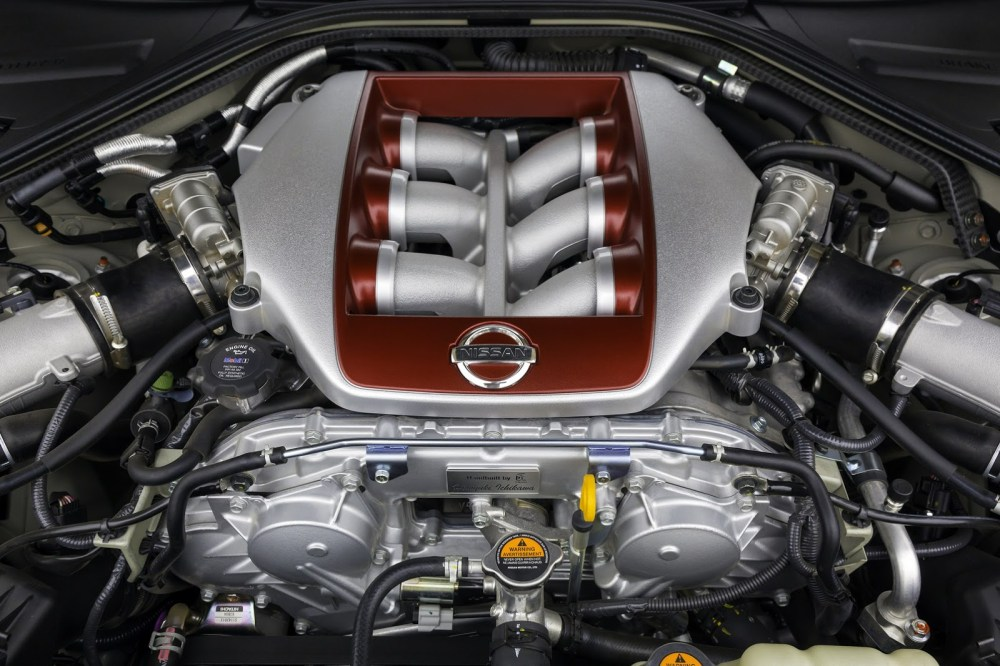 medium resolution of nissan chief says the current gt r still has the potential to improve carscoops