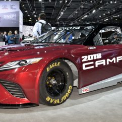 Brand New Toyota Camry Engine Grand Avanza Veloz 1.3 2017 Gets Its 5 9 Liter Pushrod V8 For Nascar Carscoops