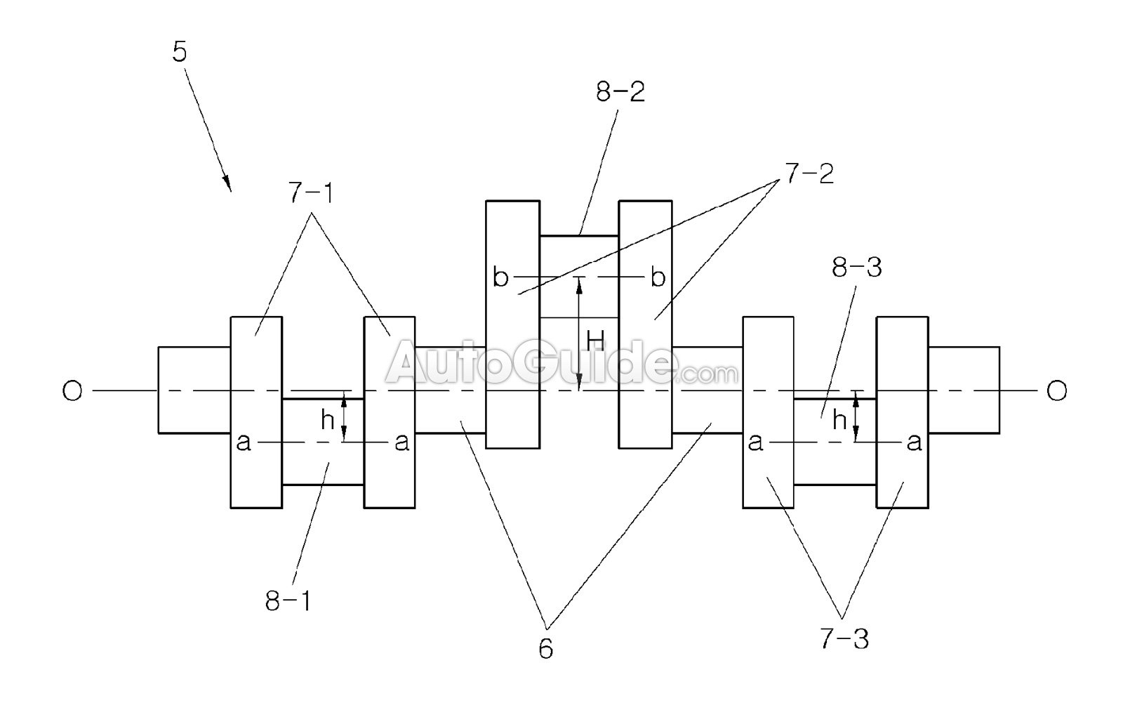 Hyundai Patents Engine With Different Displacement