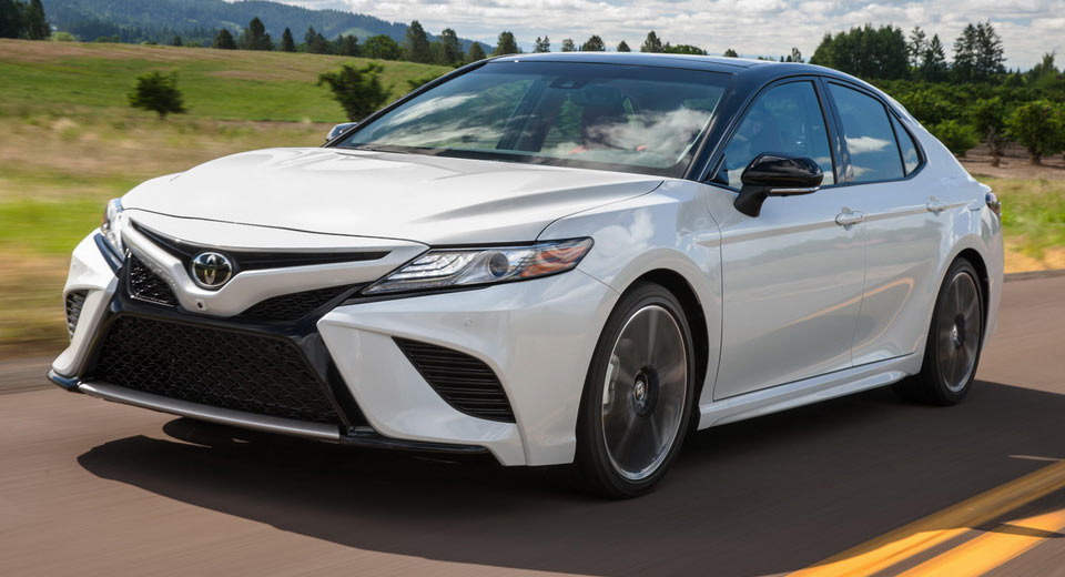 all new 2018 camry release date yaris s 1500cc trd toyota detailed ahead of summer launch 56 pics carscoops usa is gearing up for the which set to arrive at dealerships nationwide late this