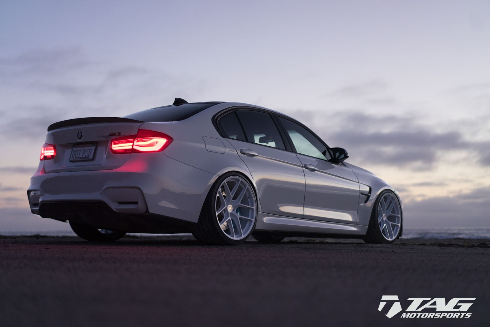 AllWhite BMW M3 Is A Unique Tuning Project  Carscoops