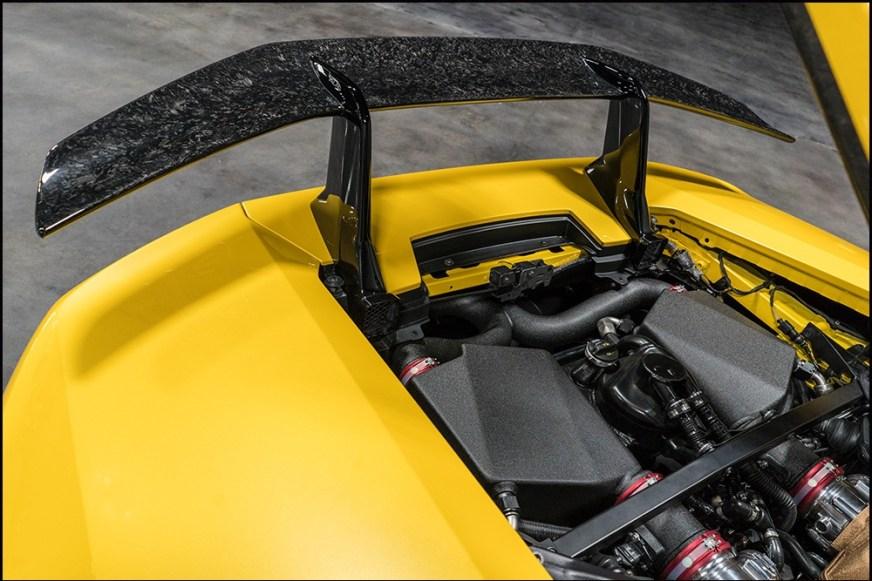 World's First Twin-Turbo Lamborghini Huracan Performante ...