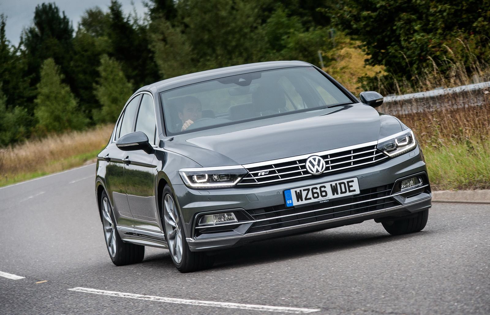 2018 VW Passat Gets More Standard Features 22605