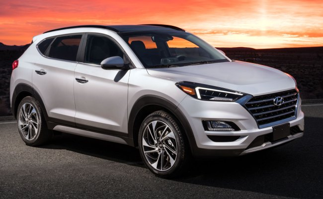 2019 Hyundai Tucson Gets A Makeover And Drops Turbo In