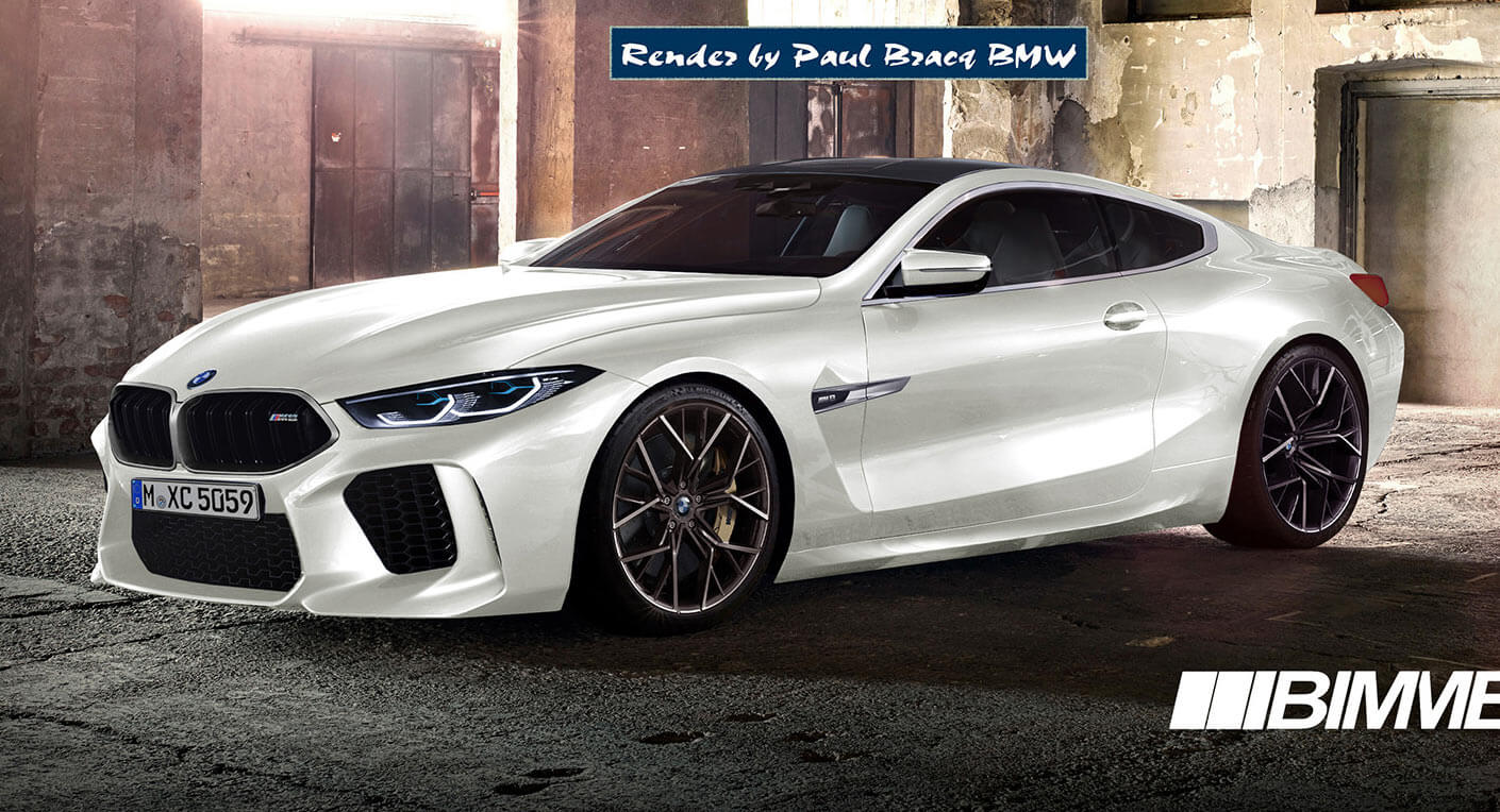 hight resolution of bmw m8