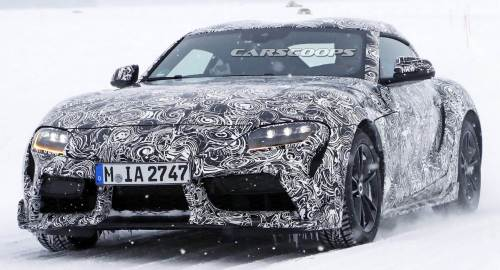 small resolution of toyota supra will be a pure sports car and very different from the bmw z4 carscoops