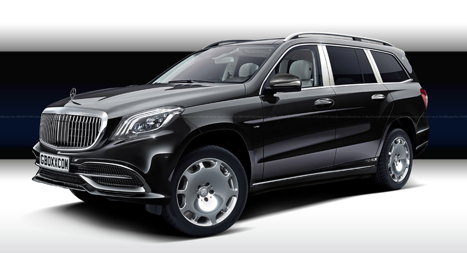 The Maybach GLS Will Probably Look Something Like This