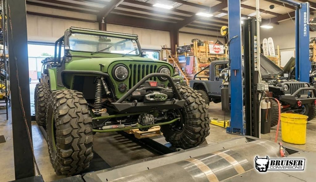 bruiser conversions 6x6 is