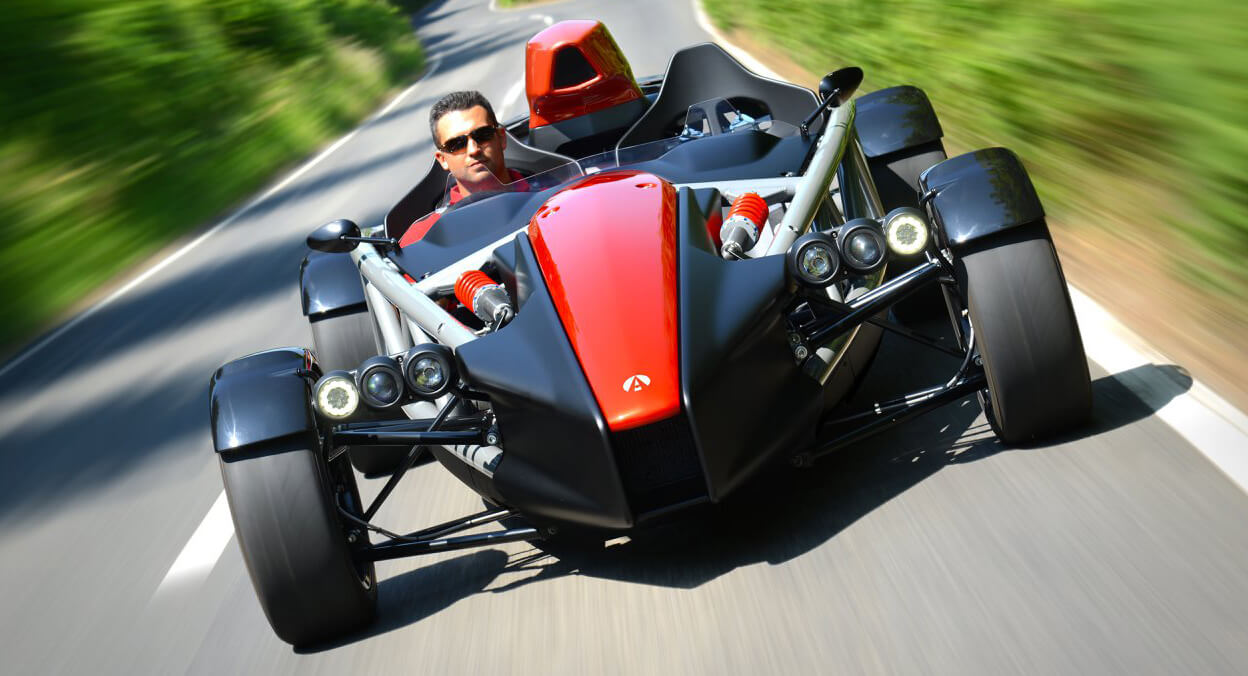 All New Ariel Atom 4 Presented With Honda Civic Type R