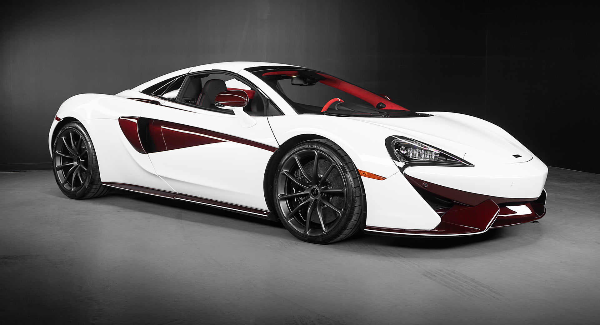 Mclaren Reveals Canadaonly 570s Spider Limited Edition