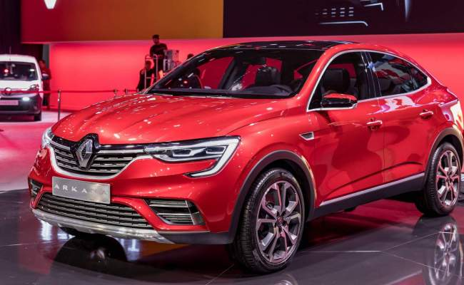 Renault Arkana Study Previews Poor Man S X4 Is Not For Europe Carscoops