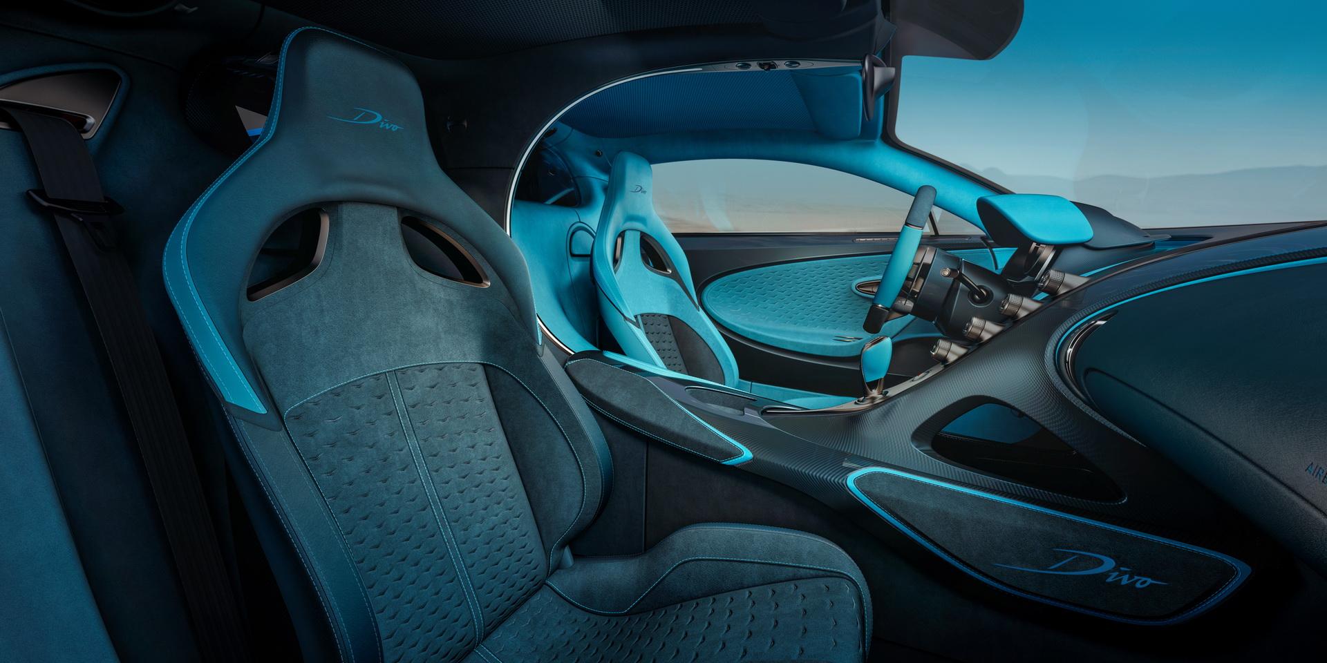 Vwvortexcom  Bugatti Divo Debuts 1500hp, 40 To Be Made