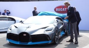 Bugatti Divo Debuts With 1500 Hp, Production Limited To 40