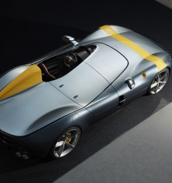 we stated the obvious earlier that the sp1 is a single seater while the sp2 is a two seater that is the biggest design difference as it impacts other  [ 1920 x 1280 Pixel ]