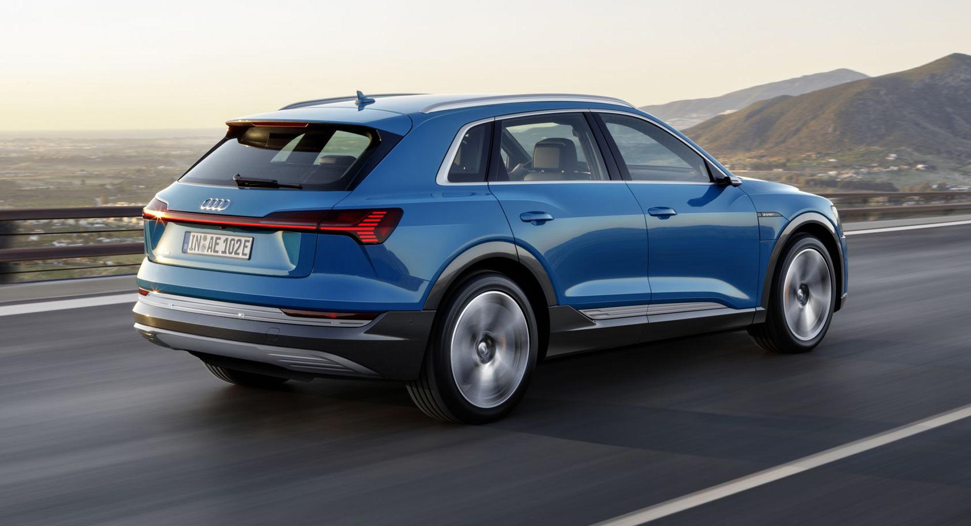Audi Won't Stock Any E-Tron SUVs In Its U.S. Dealerships | Carscoops