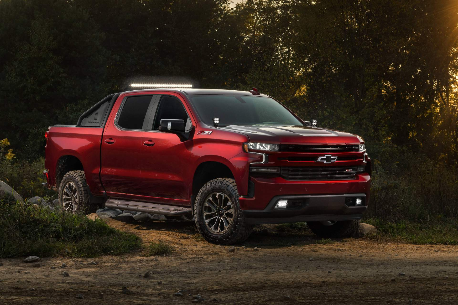Chevrolet Lifted Truck Dealers
