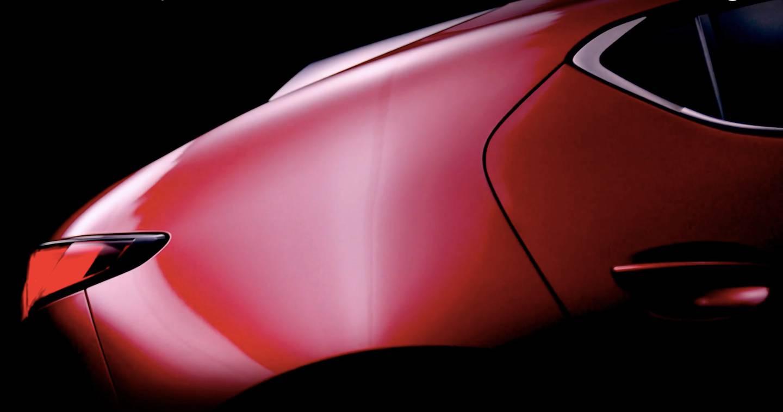 First 2019 Mazda3 Hatchback Teaser Video Reveals Kai