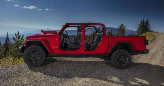 2020 Jeep Gladiator Official Photos And Info Leaked Hours Before