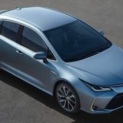 All New Corolla Altis 2019 Harga Headlamp Grand Veloz Europe 39s Toyota Sedan Gains Hybrid Version