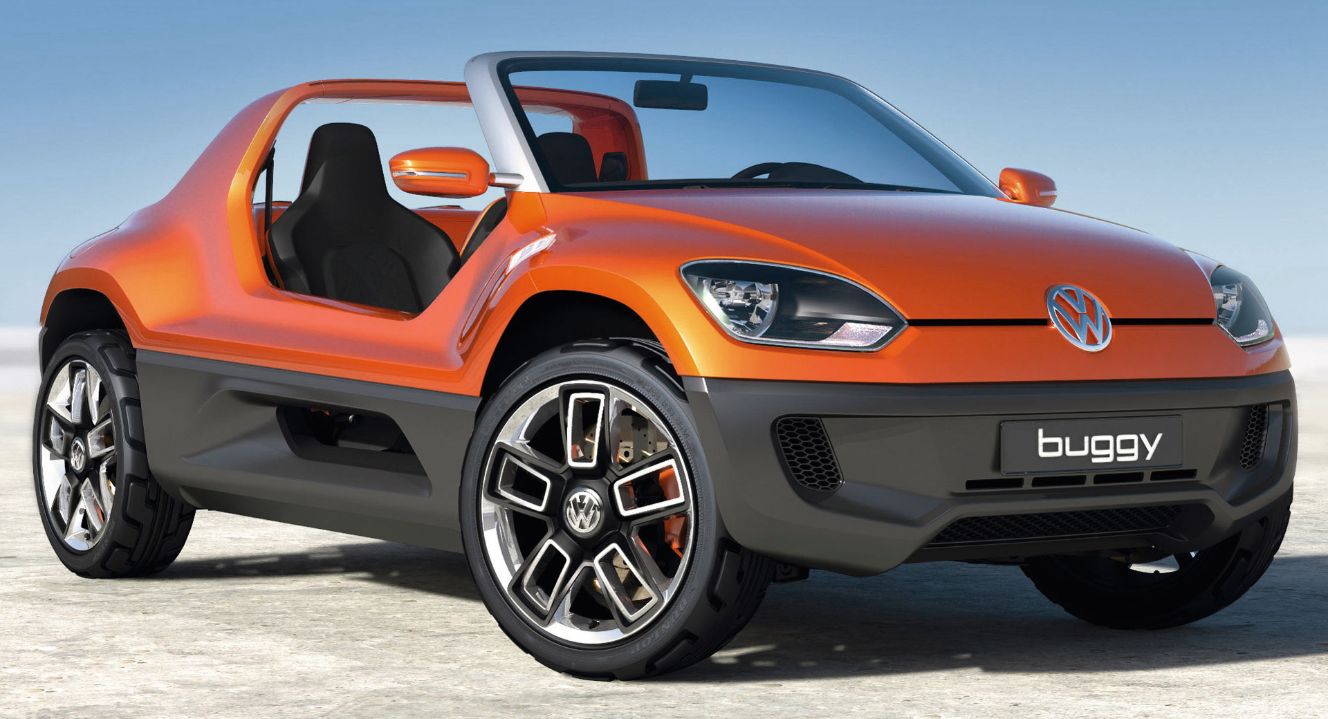 Electric Vw Beach Buggy Could Debut In Geneva Might Reach