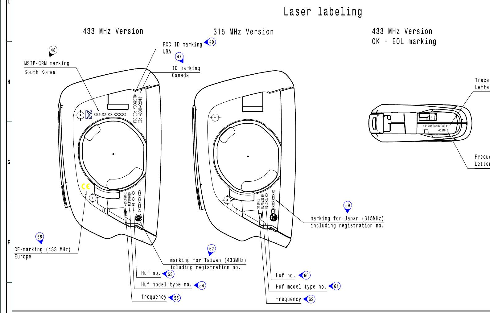 Chevrolet Corvette C8 Key Fob Shows New Logo Via Fcc