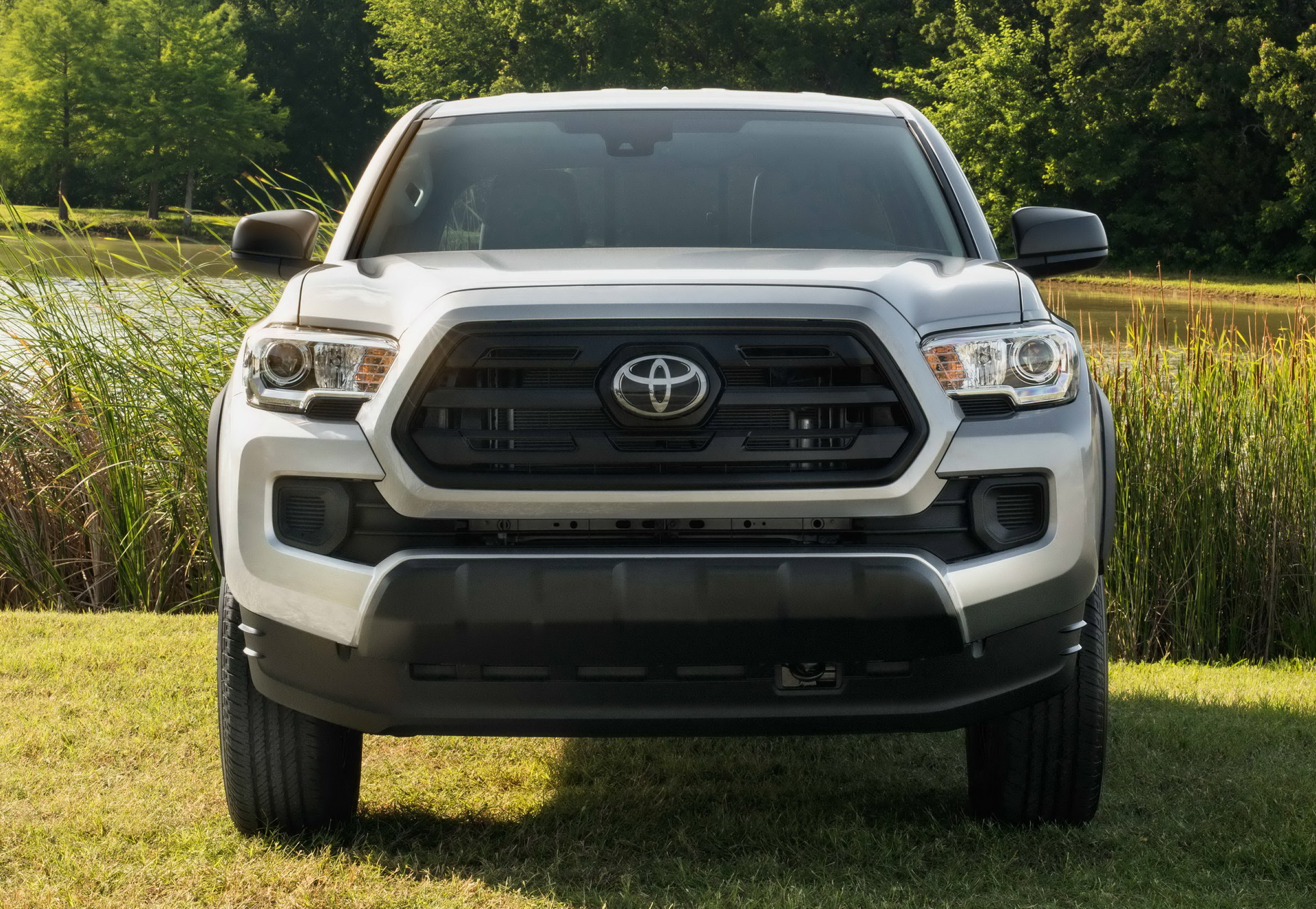 2020 Toyota Tacoma Getting A Redesign As It Prepares To